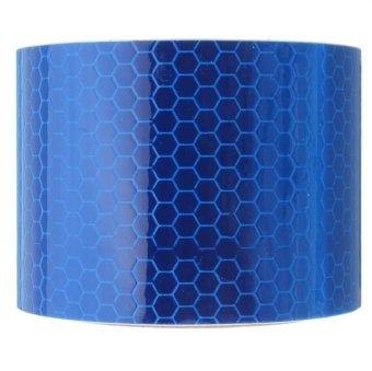 Băng keo phản quang 3M High Intensity Grade HIP 3935 50mmx1m (Xanh dương)