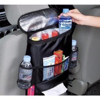 Túi giữ nhiệt treo lưng ghế xe hơi, ô tô