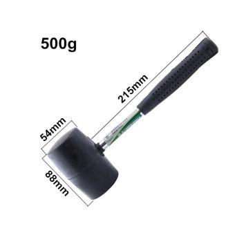 Búa cao su cán sắt Berrylion (T 0.5 kg) - 051602500