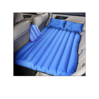 Đệm hơi ô tô cao cấp vải dù (Màu nước biển)