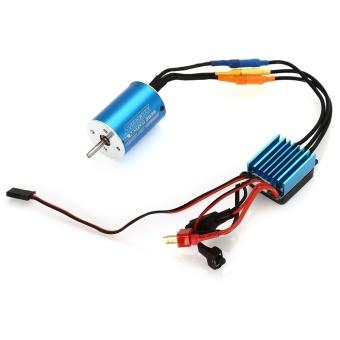 Surpass 2838 4500KV Sensorless Motor 35A Brushless ESC - intl