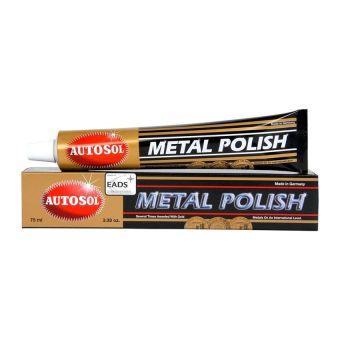 Kem đánh bóng kim loại Inox Đồng Autosol Metal Polish 75ml