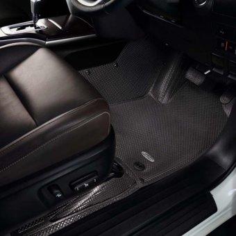 Thảm Lót sàn Ô tô Hyundai Santafe Back Liners (Đen)