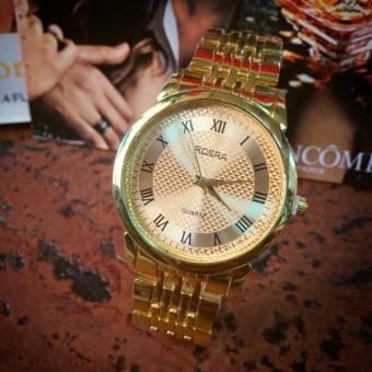 Đồng hồ Nữ dây kim loại ROSRA R103