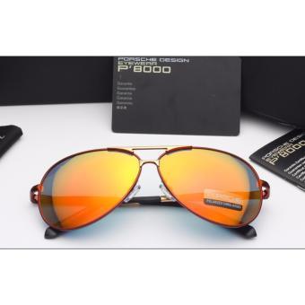Kính Nam P 8000 thời trang 200 + hộp đựng kính