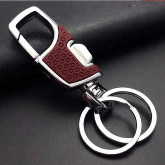 Móc treo chìa khóa Omuda 3718 (nâu)