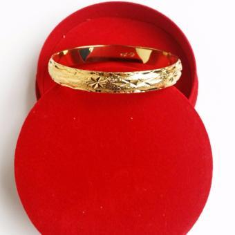 Lắc tay nữ mạ vàng 18K tuyệt đẹp thời trang