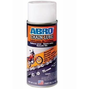 Chai dưỡng sên Abro Chain lube 113gr