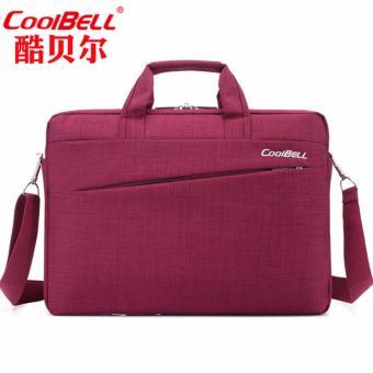 Túi Xách Laptop Thời Trang Coolbell 3009 14'' (Tím)