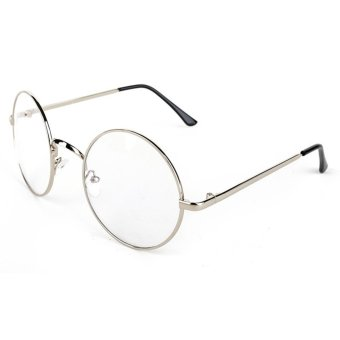 Mua Round Glasses Dress Up Spectacles (Sliver) giá tốt nhất