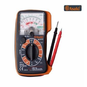 Đồng hồ kim đo điện vạn năng cao cấp Asaki AK9183