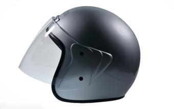 Mũ bảo hiểm 202 (Bạc)