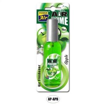 Chai xịt thơm Air Perfume Power Air Apple AP-APB 75ml (Xanh lá)