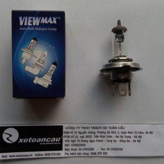 Bóng đèn H4 12V 100/90W H.4.100.90W -Nhập khẩu Hàn Quốc- Xe Toàn Cầu