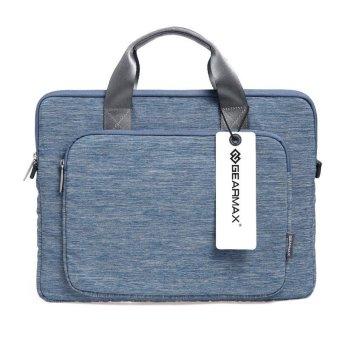 Túi đeo chống sốc Gearmax Sleeve Macbook 11 12 inch (Xanh)