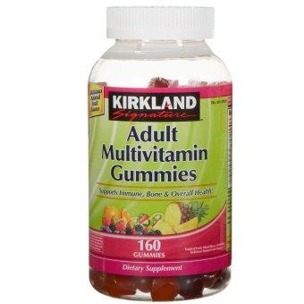 Kẹo dẻo bổ sung Vitamin cho người lớn Kirkland Signature Multivitamin Gummies 160 viên