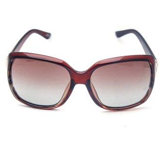 Bộ 1 Mắt kính nữ Polaroid và 1 chai nước lau kinh PAN 3609 (Trà)