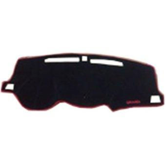 Thảm phủ Taplo xe hơi HYUNDAI GRAND I10 7_A11_001 (Đỏ)