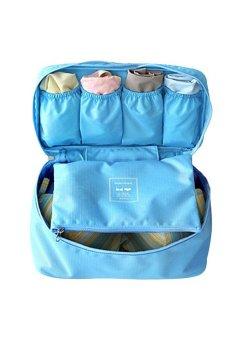 Túi đựng đồ lót du lịch Monopoly (Xanh dương)