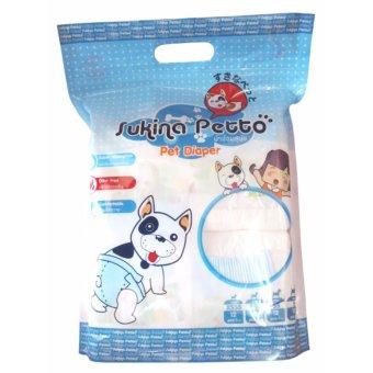 Tã quần Sukina Pet Diaper S