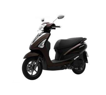 Xe tay ga Yamaha Acruzo Deluxe 2016 (Nâu)