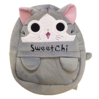 Balo mèo Chi loại lớn (Xám)