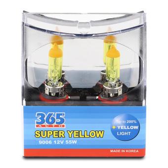 Bóng đèn phá sương 365-Auto HB4 Super Yellow (Vàng)