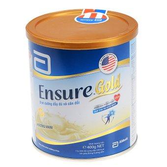 Mua Sữa bột cho người lớn ABBOTT Ensure Gold 400g giá tốt nhất