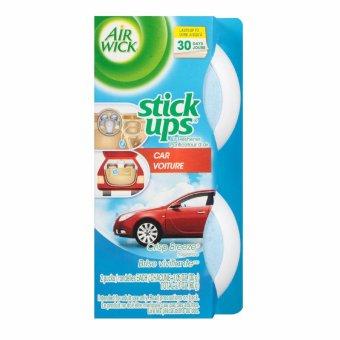 Bộ 2 sản phẩm khử mùi xe hơi Air Wick (Mỹ)