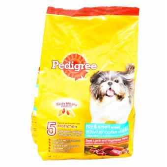 Thức Ăn Cho Chó Vị Thịt Bò Và Các Loại Rau Củ Pedigree Dạng Túi 400g
