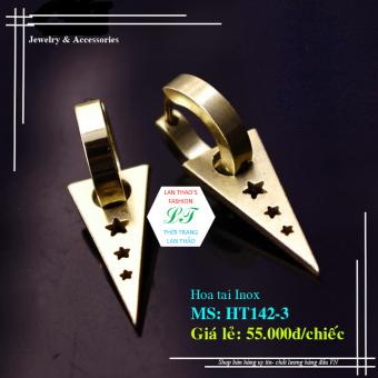 Hoa tai Inox HT142-3