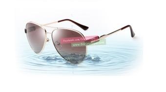 Kính mát thời trang nam Global Link - MK1004WS (Gọng trắng sữa)