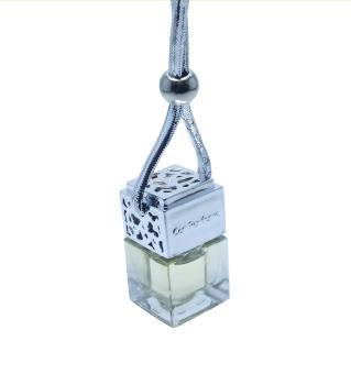 Tinh dầu treo xe sả chanh nắp bạc Ngọc Tuyết 10ml