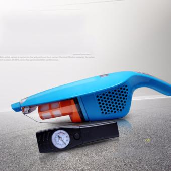 Bơm lốp ô tô kiêm máy hút bụi 12V và 220V