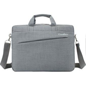 Túi xách Laptop thời trang Coolbell 3009 13'' (Màu ghi)