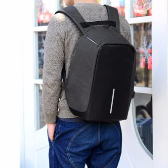 Balo Laptop chống trộm GgLTTT37(đen)