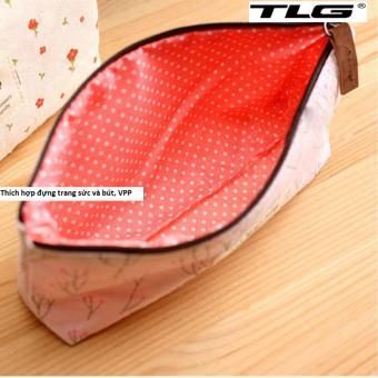 Túi Đựng Mỹ Phẩm Đồ Da Thành Long TLG 204438-1 (Hồng)