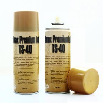 Chai xịt vệ sinh sên TS - 40 450ml (màu vàng)