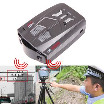 New V9 Car Speed GPS 360 Voice Alert Electronic Dog Radar Detector