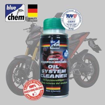 Dung dịch Vệ sinh Động cơ - Hệ thống bôi trơn (Oil System Cleaner) Bluechem 50ml