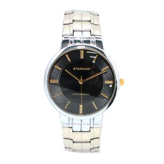 Đồng hồ nam dây thép STARHAO SH22 (Bạc)