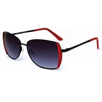 Kính mát nữ Exfash EF5950 960 (Đen đỏ)