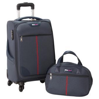 Bộ vali du lịch Macat thế hệ mới D3 Lander (Navy)