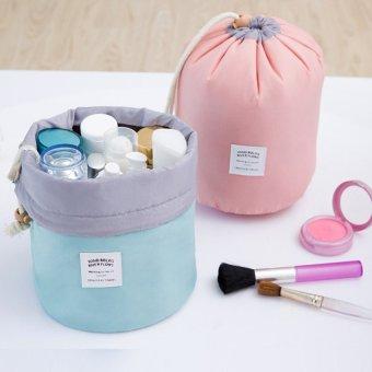 Túi du lịch đựng đồ mỹ phẩm chống nước cao cấp HQ205902-1 (Xanh)