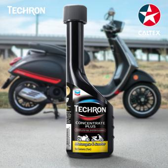 Dung dịch tẩy cặn carbon Techron Concentrate Plus