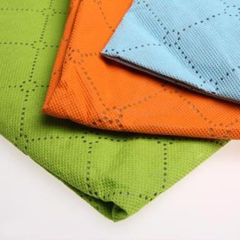 Túi đựng chăn màn, quần áo chông thấm tiện dụng (xanh)