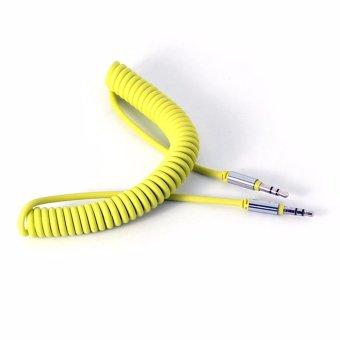 Dây AUX cho ô tô - Cáp audio 2 đầu 3.5mm Male