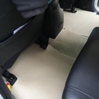 Thảm Lót sàn Ô tô Hyundai Elantra Back Liners ( Kem )