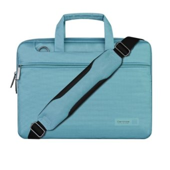 Túi đeo Macbook 13.3inch Cartinoe M168 (Xanh)