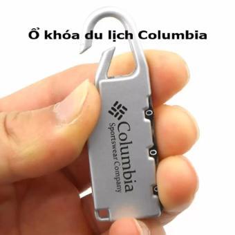 Ổ Khóa Số Du Lịch Columbia